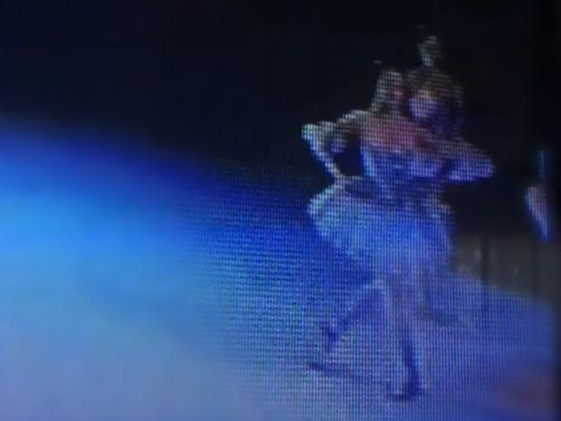 Här dansar elvaåriga Alicia Vikander