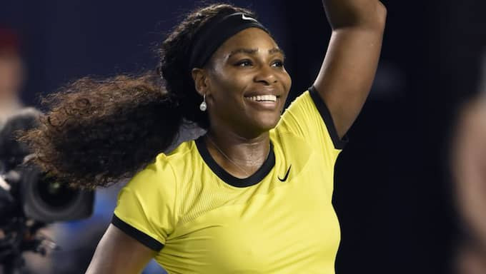 Serena WIlliams. Foto: Andrew Brownbill