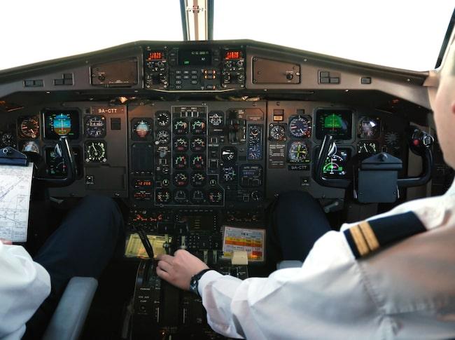 Visste du att piloten får skriva testamenten.