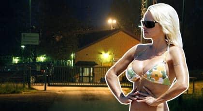 De intagna på kvinnoanstalten Sagsjön i Mölndal kräver att få statliga bikinis. (OBS! MONTAGE) Foto: GT, STELLA