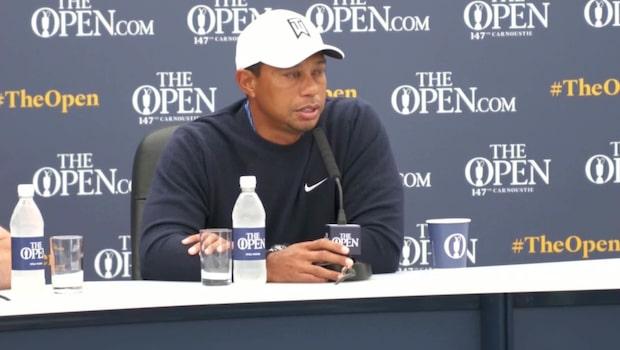 Golfstjärnans ilska inför British Open