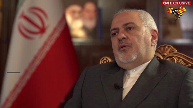 """Iranske ministern: """"Då blir det fullskaligt krig"""""""