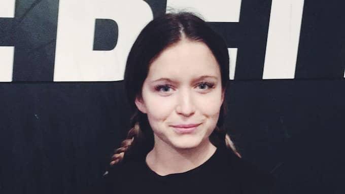 Johanna Eliasson, 21, köpte biljetter till Ed Sheeran – som inte går att använda. Foto: Privat