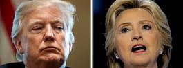 Clintons angrepp mot Trump: