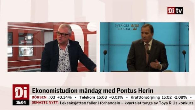 Wikström: Tror inte partierna vill ge upp så lätt