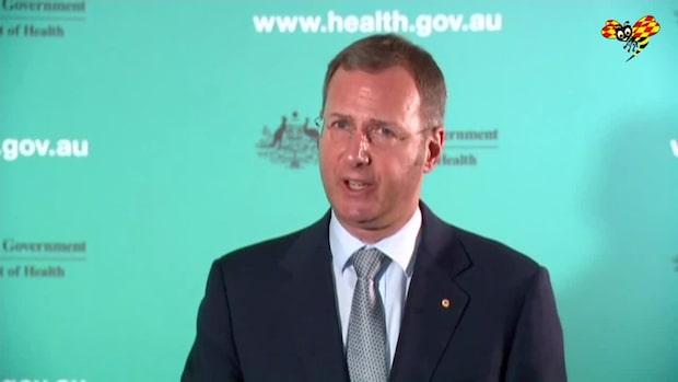 Coronautbrotten ökar i Australien
