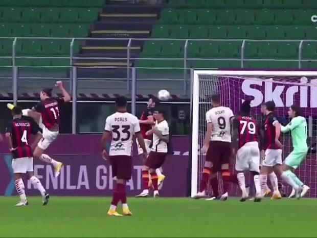 Milan tappar poäng efter Zlatans miss