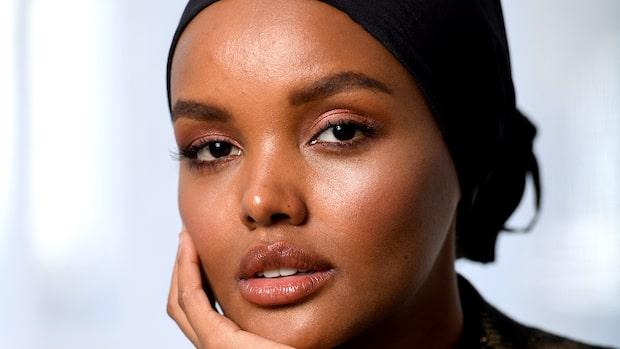 Modellen Halima Aden slutar på grund av sin tro