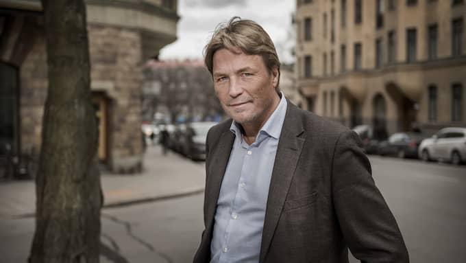 """Thomas Bodström har ännu inte velat bemöta pressen. """"Jag har inga synpunkter på att andra personer har åsikter om mitt nya uppdrag"""", har han sagt i en skriftlig kommentar om att han utnämnts till landshövding. Foto: Marcus Ericsson / TT NYHETSBYRÅN"""