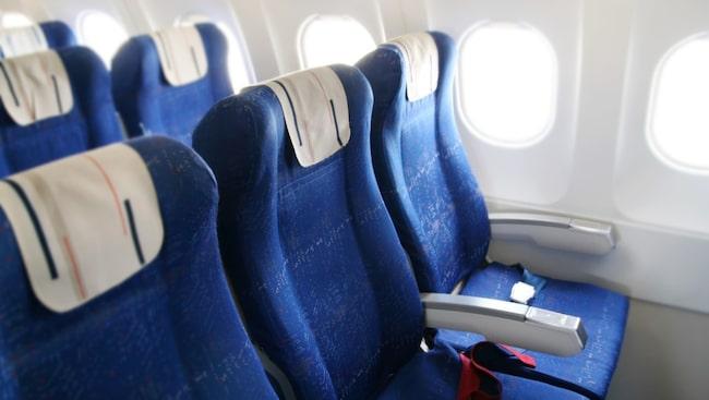Hawaii Airlines vägde sina passagerare innan de klev ombord. Bilden är tagen i ett annat sammanhang.