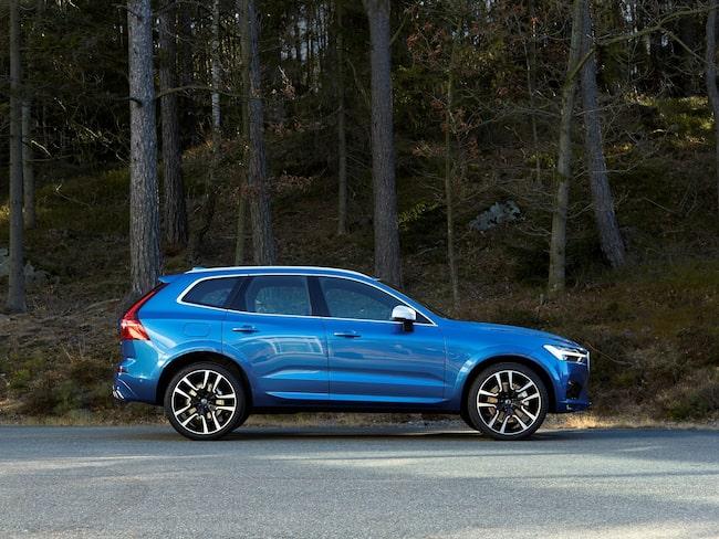 Volvo borjar bygga nya standardmotorn