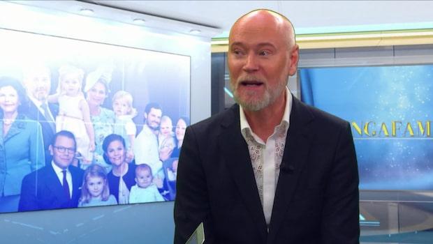 Lars Wallin: Gick inte för traditionellt - valde något personligt