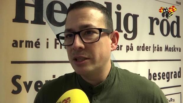 """NMR växer: """"Hot mot stora delar av samhället"""""""