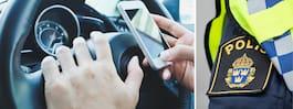 Studie: Fler rattsurfar  efter nya mobilförbudet