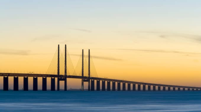 Öresundsbron. Foto: Håkan Sandbring