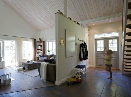 HEMMA HOS Vi flyttade till sommarhuset Leva& bo Expressen Leva& bo