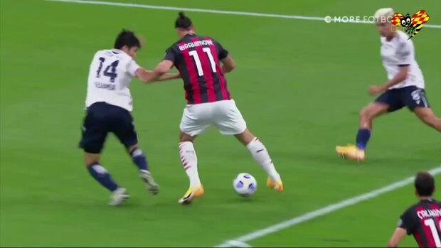 Ibrahimovic bjuder på show