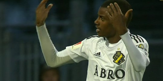 Image result for Alexander Isak
