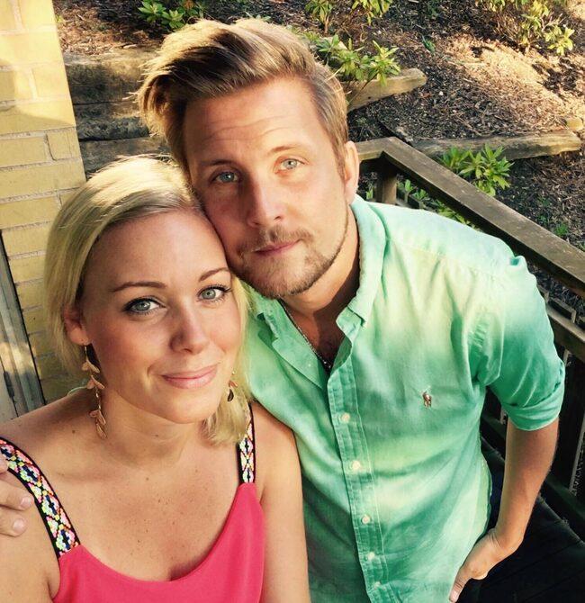 """Caroline Trädgårdh om sambons överraskning: """"Det är det absolut finaste en kille har gjort för och gett mig någonsin""""."""