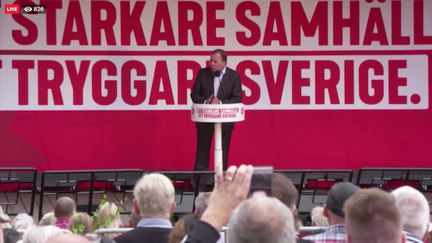 """""""Stefan Löfven har helt tappat kontrollen över Sverige"""""""