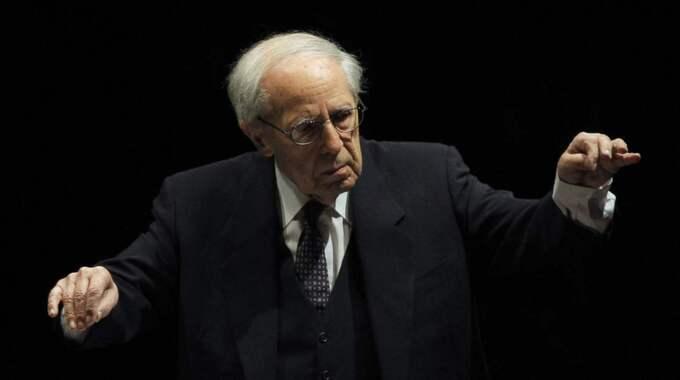 Den franska dirigenten och tonsättaren Pierre Boulez har gått bort. Lars Sjöberg minns en vetgirig stjärna med brett inflytande. Foto: Christophe Ena
