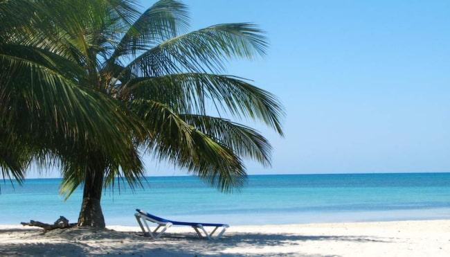 haka upp i Bahamas