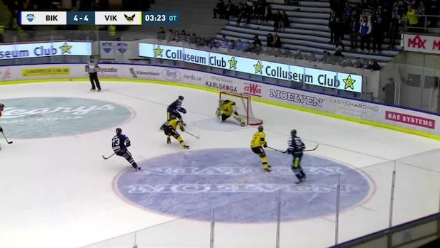 Höjdpunkter: Karlskoga–Västerås