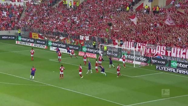 Höjdpunkter: Mainz-Werder Bremen
