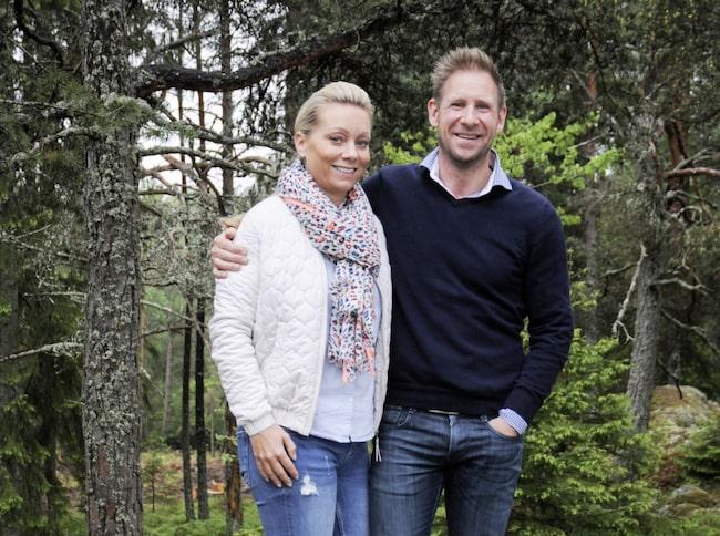 <span>Efter att ha byggt två hus tillsammans föll alla bitar på plats när Cecilia och Johan byggde sitt tredje hus på Värmdö utanför Stockholm. <br></span>