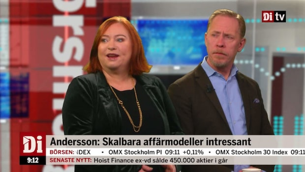 """Jönsson: """"2019 kan bli ett väldigt volativt år"""""""