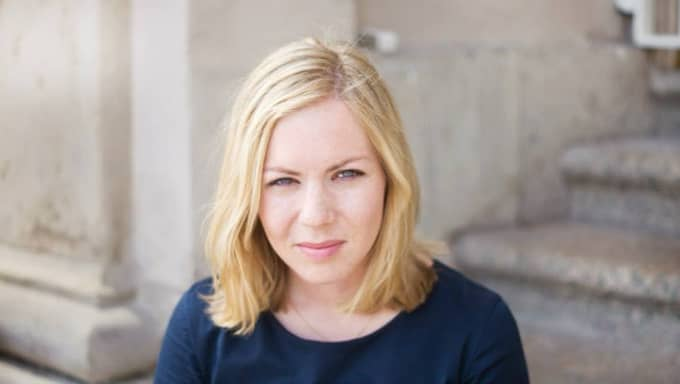Matilda G Stålbert (KD), fullmäktigeledamot i Göteborg. Foto: PRESSBILD