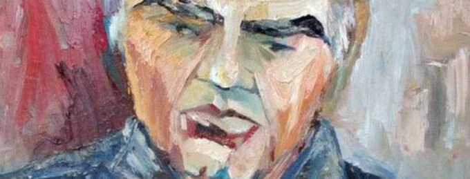 Engagerar. Narek Aghajanyans porträtt av Arne Ruth.