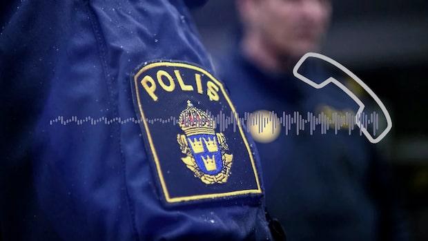 Två män jagas för misstänkt överfallsvåldtäkt i Kristianstad