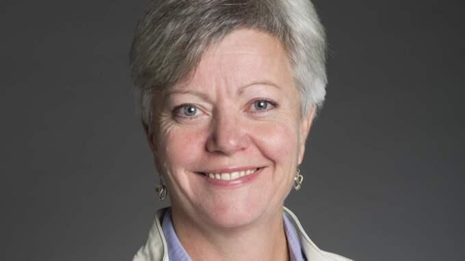 Annika Qarlsson (C), riksdagsledamot och arbetsmarknadspolitisk talesperson. Foto: Anna Simonsson