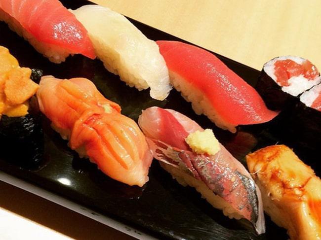 <span>Krogen är känd över hela världen för sin fantastiska sushi.</span>