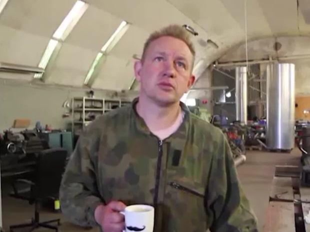 Peter Madsen ger upp - överklagar inte livstidsdomen