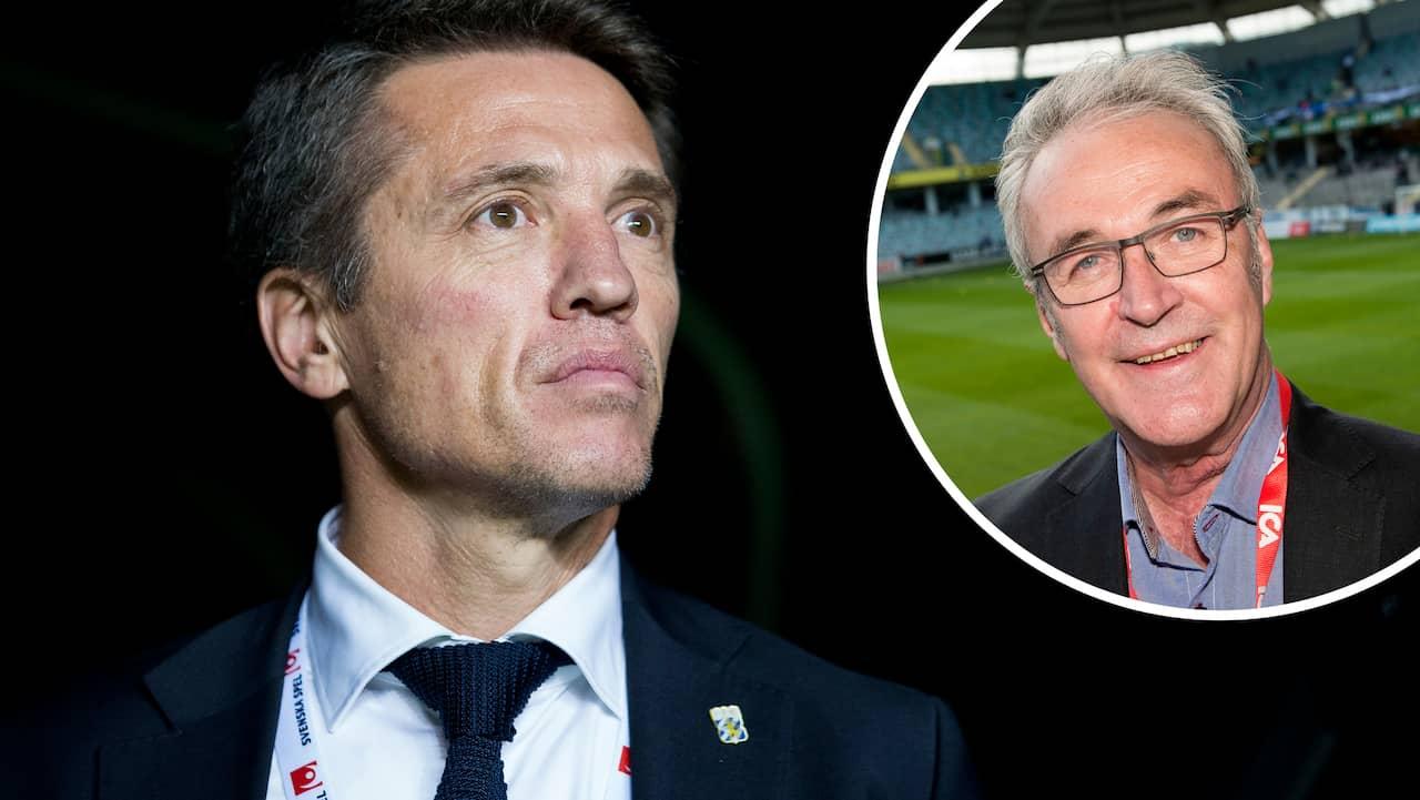"Ralf Edström om Blåvittsbesked: ""Det var på tiden!"""