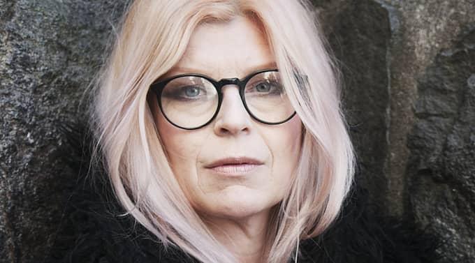 Kajsa Grytt och Plura Jonsson var musikbranschens mest omtalade par på 1980-talet. Foto: Alexander Donka