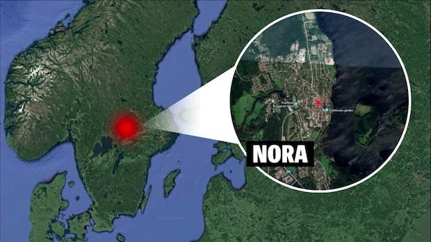Larm: Misstänkt våldtäkt i Nora