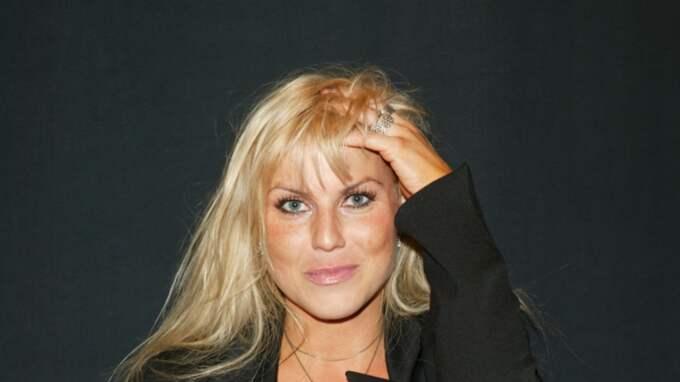 Artisten Josefin Nilsson dog hastigt under måndagen Foto: Micael Engström / Ibl Bildbyrå