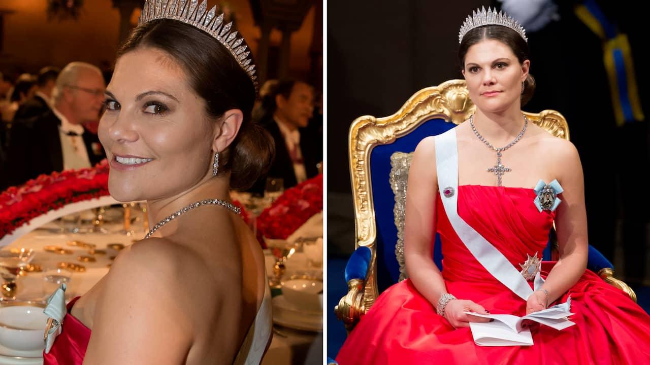 a41c753d3ba0 Uppmärksammade klänningar från Nobelfesten genom tiderna