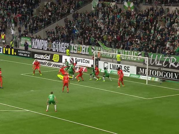 Highlights: Hammarby-AFC Eskilstuna