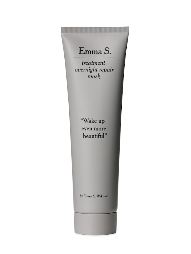 Treatment overnight repair mask, 349 kronor/100 ml, Emma S