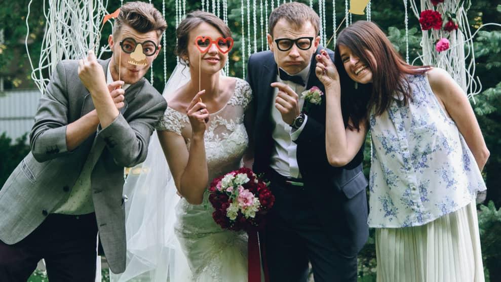 18 saker du som bröllopsgäst inte ska göra | Allt om bröllop