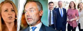 Björklund: Centerns beslut skapar spricka i alliansen