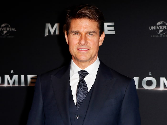 Andra kända scientologer är bland andra Tom Cruise…