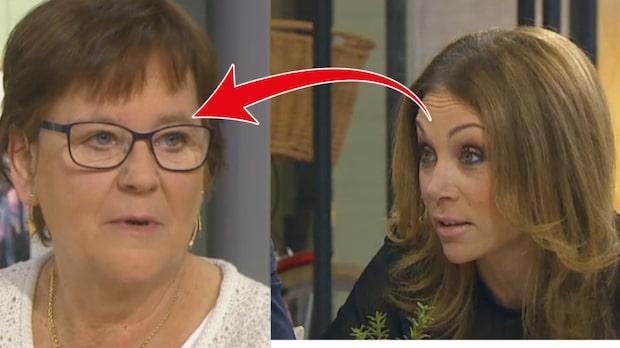 Här överraskas Tilde under Triss-skrapet i TV4