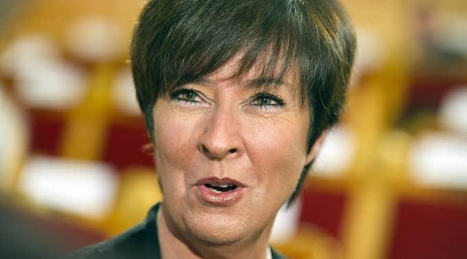 """""""Jag kan inte dra någon annan slutsats än att i det Sverige som den borgerliga regeringen nu skapar, är strikta tidsgränser viktigare än människors hälsa"""", skriver Mona Sahlin Foto: Suvad Mrkonjic"""