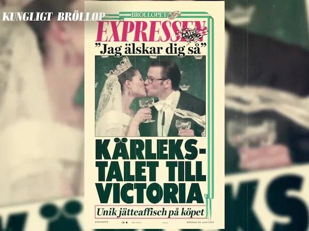 Sista raden: Grattis på 75-årsdagen Expressen