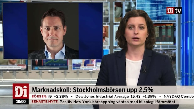 Di Nyheter 16.00 11 december - Tidigare diplomaten Michael Covrig gripen